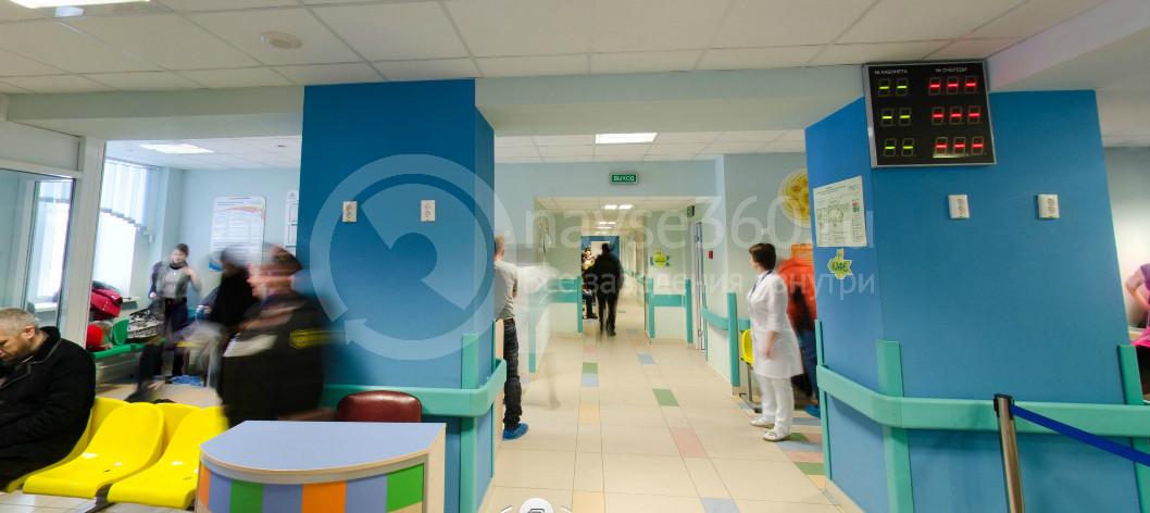 Детская республиканская клиническая министерства здравоохранения Республики Татарстан