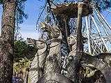 Повелительница морей, скульптура