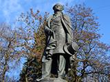 Памятник Тютчеву