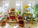 Цветочная феерия, салон флористики и декора
