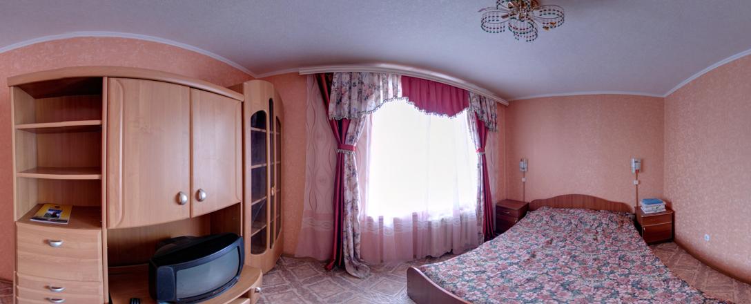 Однокомнатная квартира на Антонова, 47