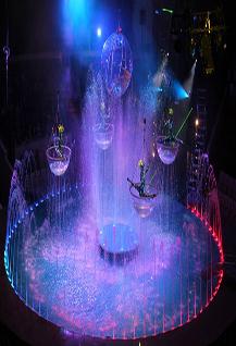 Цирковое шоу на воде