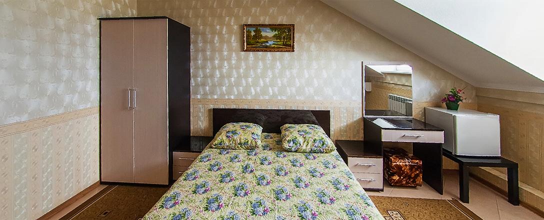 Гостевой дом Визит возле аэропорта Краснодара, Еврономер