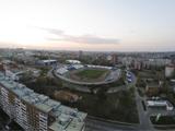Удмуртия, крыша делового центра