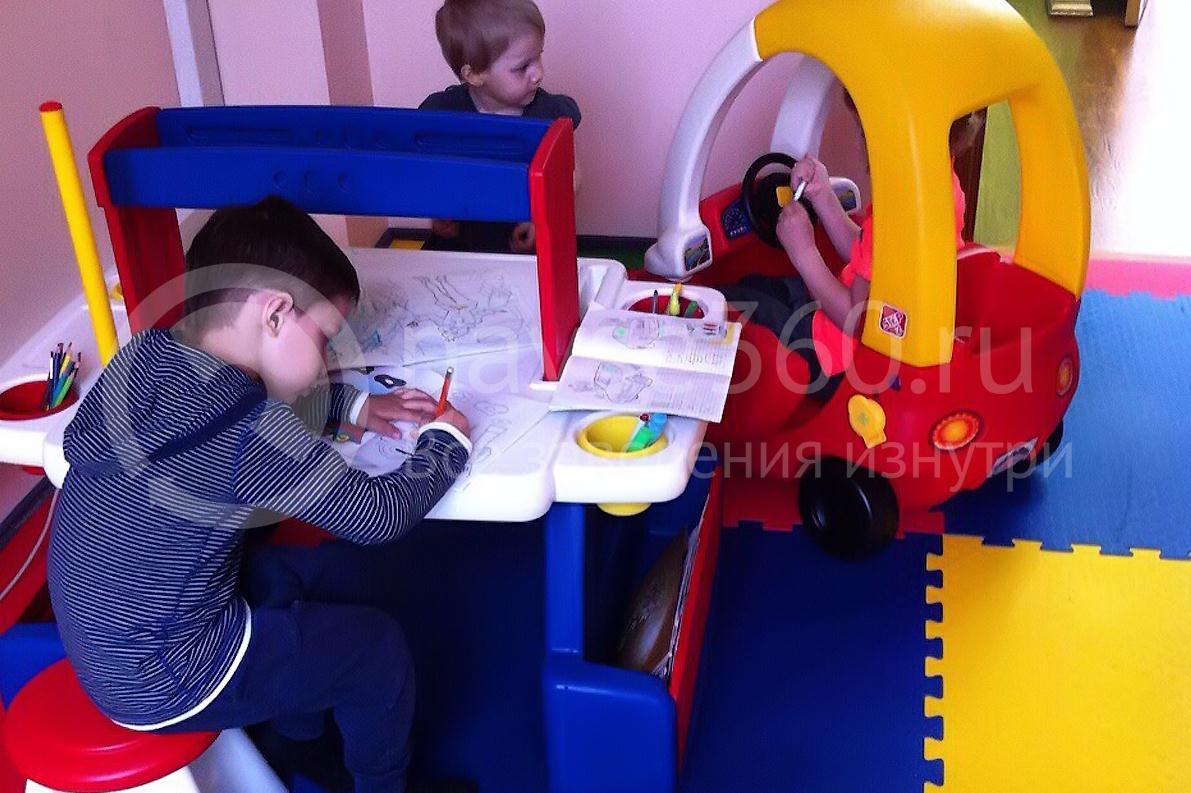 детский день рожденья в клубе бамбини краснодар 04