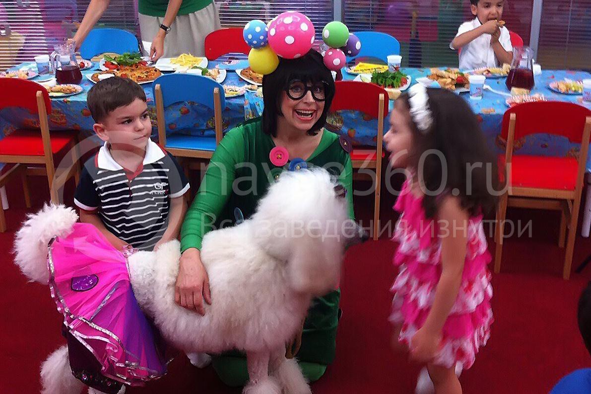 детский день рожденья в клубе бамбини краснодар 10