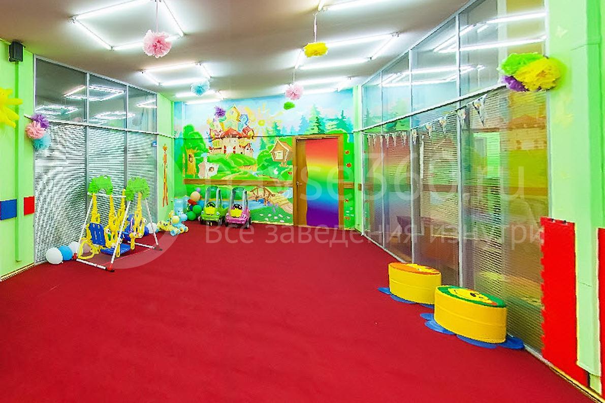 детский день рожденья в клубе бамбини краснодар 20