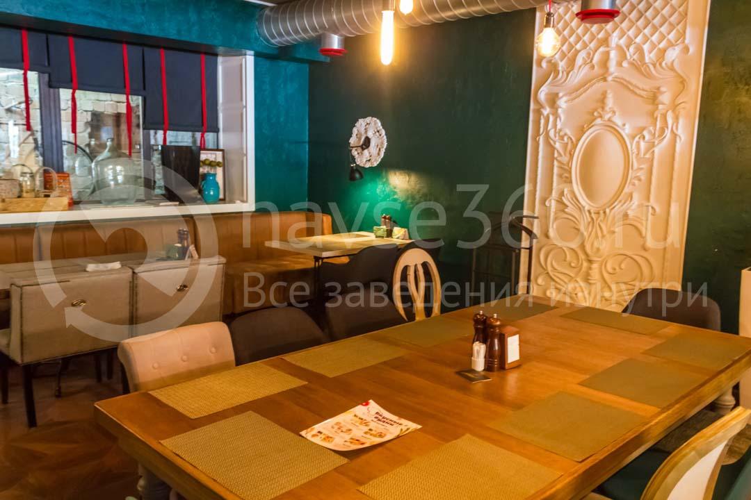 Грузинский ресторан Хмели Сунели в Сочи 7
