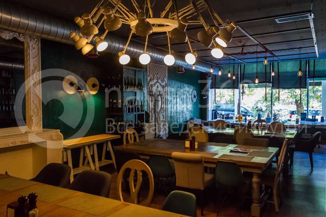Грузинский ресторан Хмели Сунели в Сочи 8