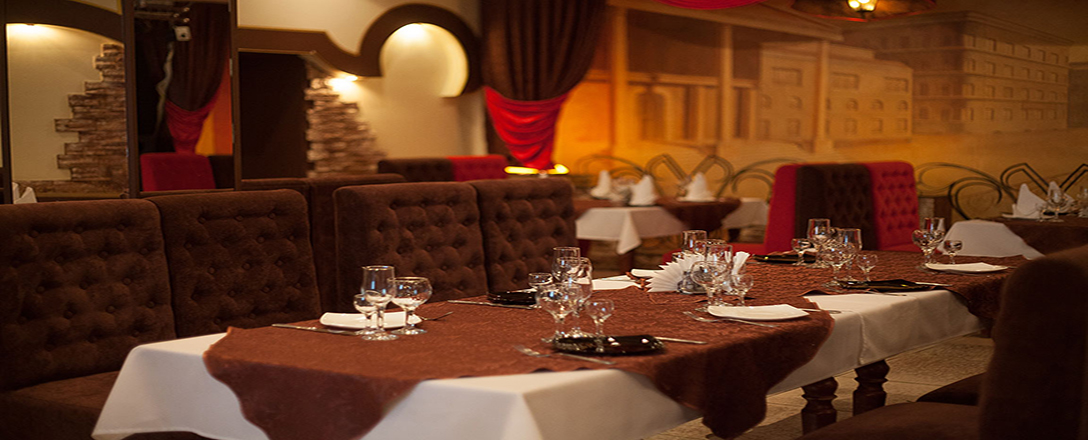 Багульник, ресторан