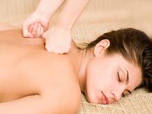 Лечебный массаж - первая процедура - 50%